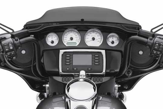 Harley-Davidson Radio Zierblende chrom  - 61400201