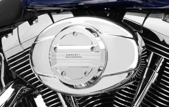 Harley-Davidson Luftfilter-Zierblende Airflow  - 61400323