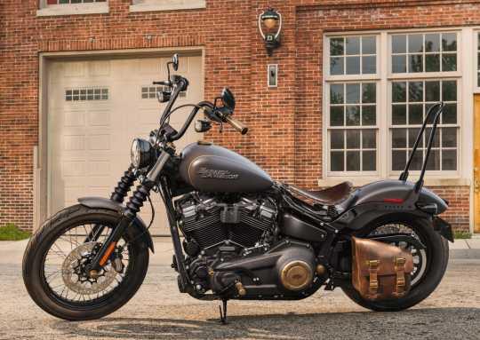 "Harley-Davidson Headlamp Trim Ring 5-3/4"" black  - 61400574"