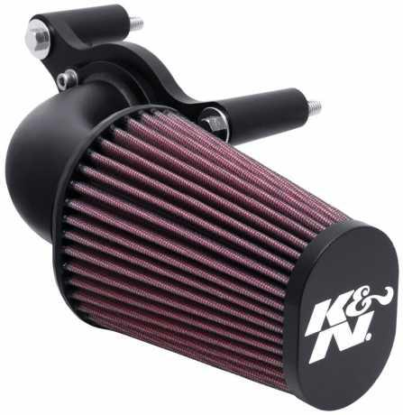 K&N K&N Luftfilter AirCharger schwarz  - 62-9282