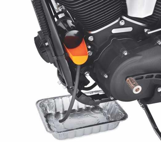 Harley-Davidson Oil Catcher Drain Oil Funnel  - 63794-10