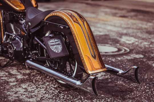 Thunderbike Air Ride Suspension Kit  - 64-74-010