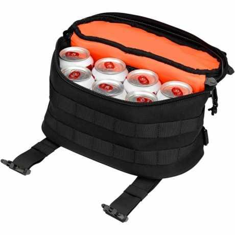 Biltwell Biltwell EXFIL-7 Bag, black  - 942980