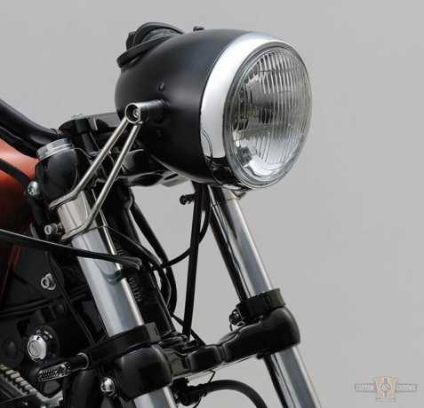 Daytona Japan Daytona Vintage Headl. Bracket black  - 65-3949