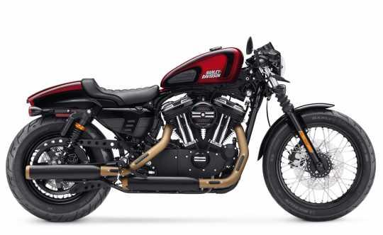 """Harley-Davidson Bronze 3.25"""" Auspuff Endkappen  - 65100107"""
