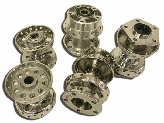 """TTS Wheels TTS Spoke Set, 15"""" long, black chrome  - 65-6004"""