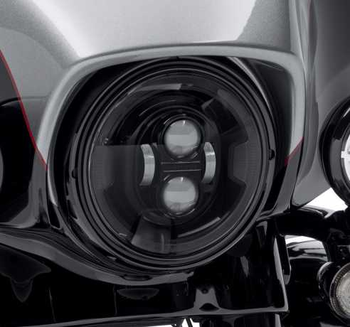"""Harley-Davidson 7"""" Daymaker Projector Scheinwerfer schwarz  - 67700430"""