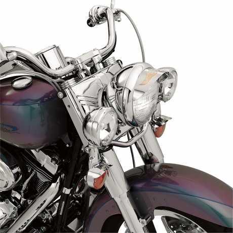 Harley-Davidson Eagle Wing Lamp Visor  - 67791-91T