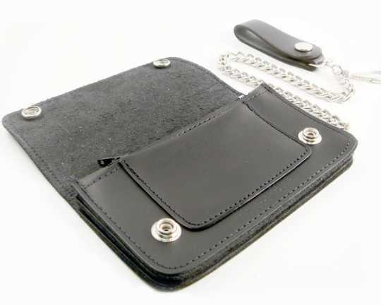 Amigaz Amigaz Buffalo Snap Biker Wallet  - 68-4827