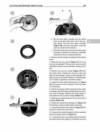 Clymer Clymer Book HD M252  - 68-90402