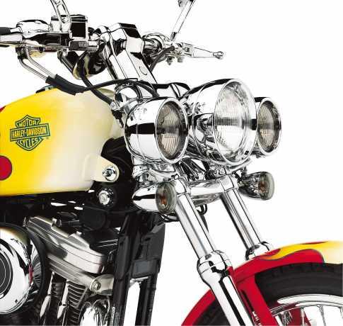 Harley-Davidson Auxiliary Lighting Kit  - 69284-05