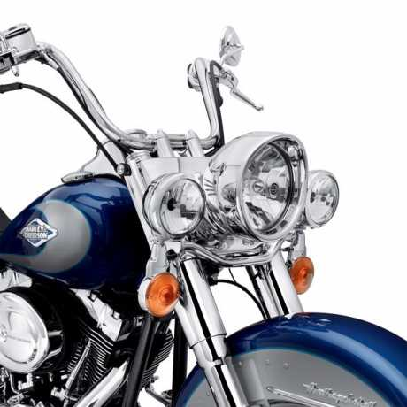 Harley-Davidson Auxiliary Lighting Kit chrome  - 69287-07