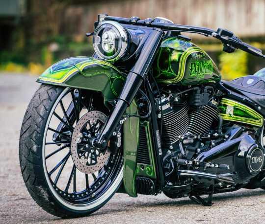 "Thunderbike Frontfender El Dorado 23""  - 71-74-160"