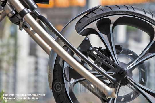 Thunderbike Front Fender Shorty Steel  - 71-75-010V