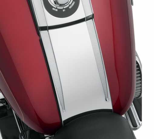 Harley-Davidson Dash Panel Extension chrome  - 71283-01