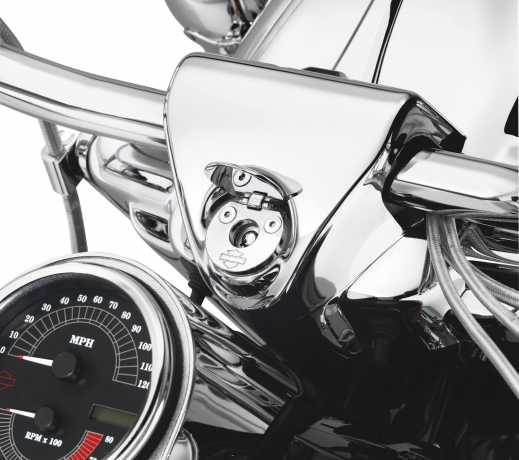 Harley-Davidson Gabelschlossabdeckung  - 71790-05