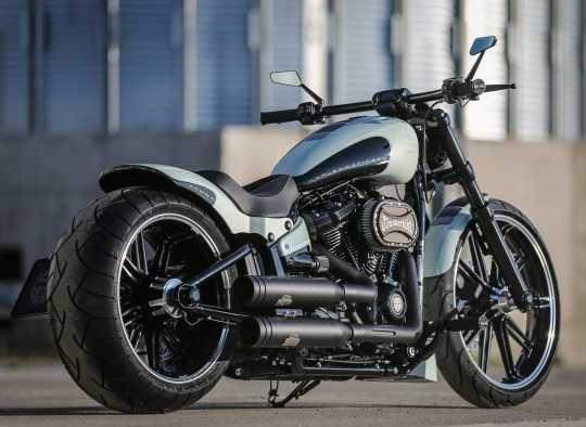 Thunderbike Heckfender Steel 260 mm  - 72-74-030V