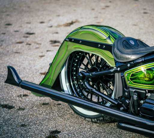 Thunderbike Rear Fender El Dorado  - 72-74-280