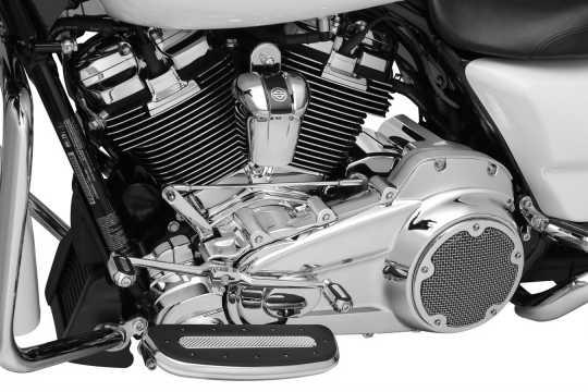 Küryakyn Küryakyn Precision Getriebe Top Cover chrom  - 77-6415