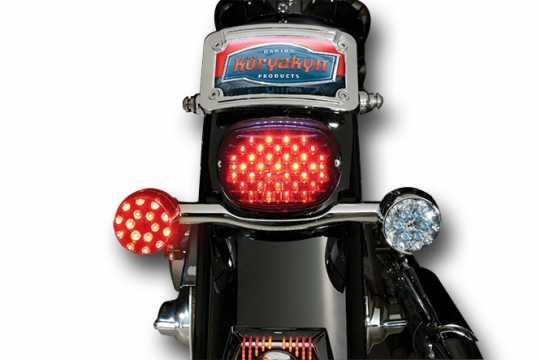 Küryakyn Küryakyn Bullet LED hinterer Blinker, getönte Linse  - 77-5447