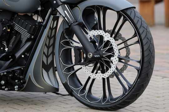 Thunderbike Unbreakable Monoblock Vorderrad 3.75x26  - 82-77-220-610DF