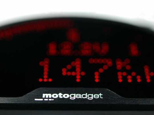 Motogadget Motogadget Motoscope Pro Digitaltacho  - 88-8363