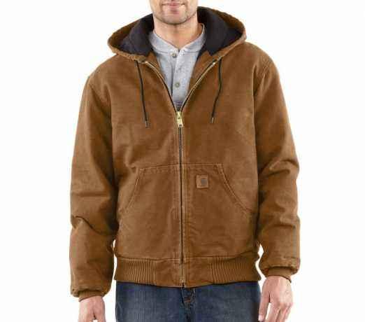 Carhartt Carhartt Sandstone Active Jacket brown  - 88-8889V