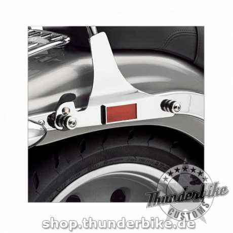 Harley-Davidson Docking Hardware Kit for Detachable Saddlebag  - 88256-07
