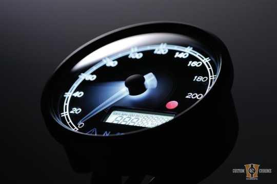 Daytona Japan Daytona Speedometer Velona 81  - 90-1350