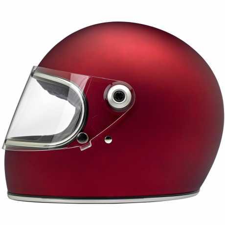Biltwell Biltwell Gringo S Helm ECE rot matt  - 569652V
