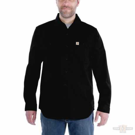Carhartt Carhartt Rugged Professional™ Long Sleeve Work Shirt Black  - 91-5227V
