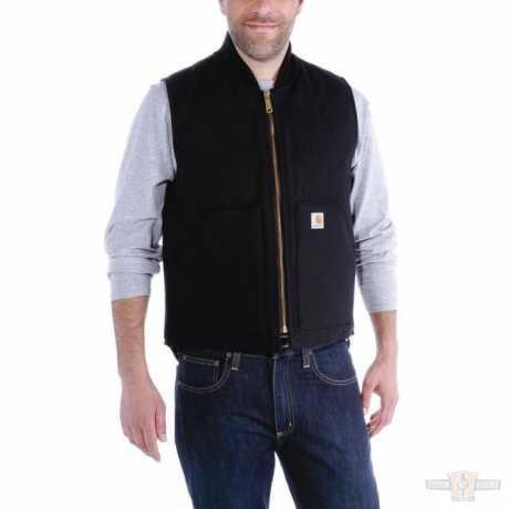 Carhartt Carhartt Duck Vest Actic Quilt Lined Black 3XL - 91-5398