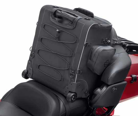 Harley-Davidson Onyx Premium Luggage Backseat Roller Bag  - 93300126