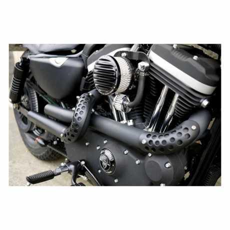 Rough Crafts Rough Crafts Guerilla Exhaust black  - 933811