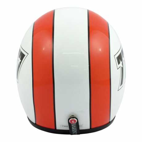 Bandit Bandit  Jet Helmet 777 white / orange L - 947014