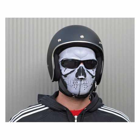 Bandit Bandit Gesichtsmaske Skull, schwarz/grau  - 947173