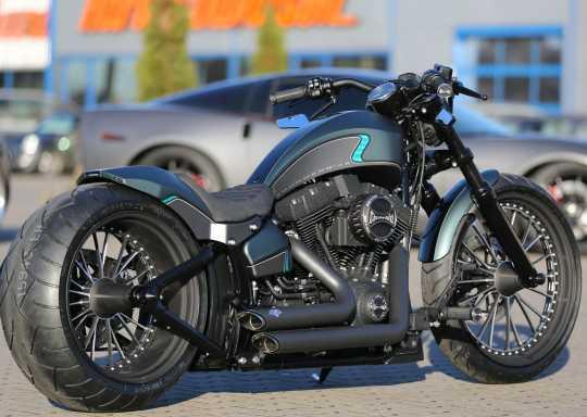 Thunderbike Zündungsdeckel Torque mit TB-Logo  - 22-72-685