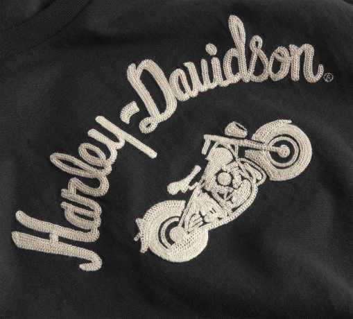H-D Motorclothes Harley-Davidson Women's Tank Top Heathered Ebony  - 96292-20VW