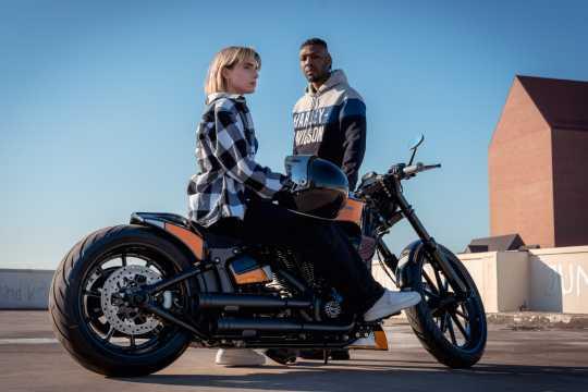 H-D Motorclothes Harley-Davidson Pullover Hoodie Block Letter  - 96345-21VM