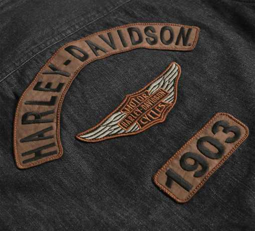 H-D Motorclothes Harley-Davidson women´s Sleeveless Shirt Rocker Patch  - 96432-20VW