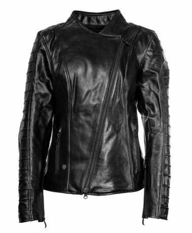 H-D Motorclothes Harley-Davidson women´s Leather Jacket Ozello black M - 98008-20EW/000M