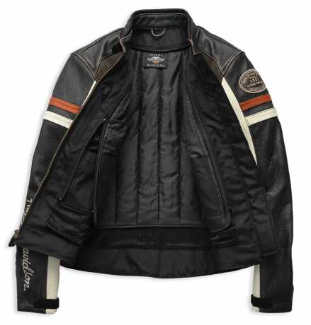 H-D Motorclothes Harley-Davidson Damen Lederjacke Delmita  - 98044-19EW
