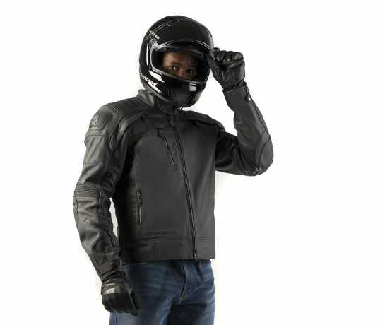 H-D Motorclothes Harley-Davidson Lederjacke FXRG Gratify Coolcore XL - 98051-19EM/002L