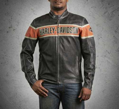 H-D Motorclothes Harley-Davidson Victory Lane Lederjacke  - 98057-13VM