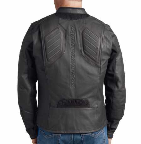 H-D Motorclothes Harley-Davidson Lederjacke FXRG Perforated  - 98057-19EM