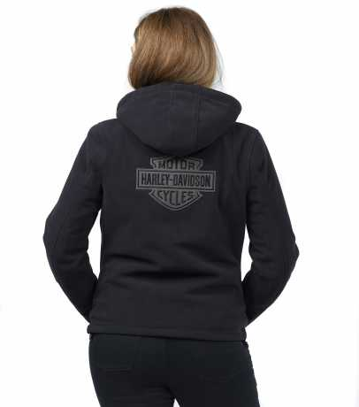 H-D Motorclothes Harley-Davidson women´s Fleece Jacket Roadway II waterproof  - 98119-21EW