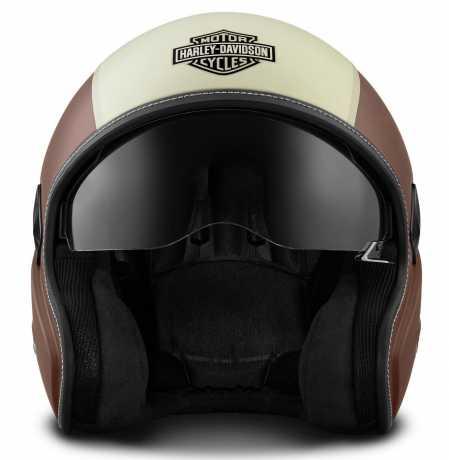 H-D Motorclothes Harley-Davidson Manson 3/4 Helmet with Sun Shield S - 98175-18EX/000S