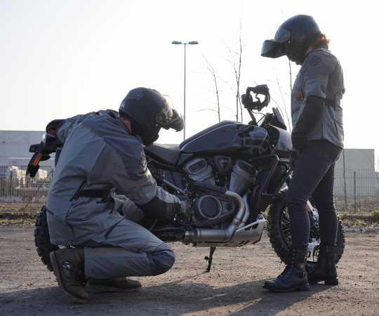 H-D Motorclothes Harley-Davidson Men's Grit Adventure Jacket M - 98179-21VM/000M