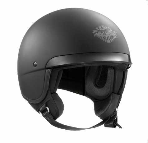 H-D Motorclothes Harley-Davidson Hightail 5/8 Helm, matt schwarz  - 98180-17EX