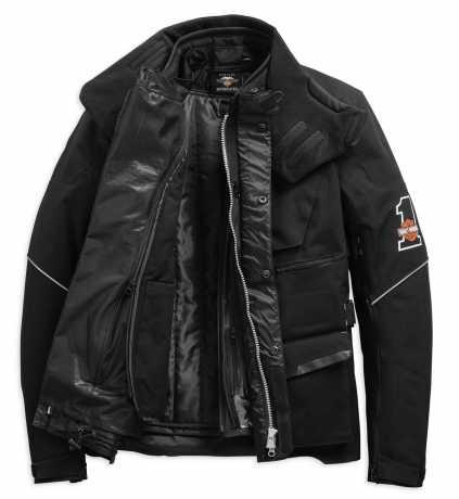 H-D Motorclothes Harley-Davidson Baraboo Textile Riding Jacket  - 98285-19EM